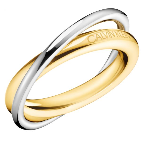 Calvin Klein Double Ring KJ8XJR2001