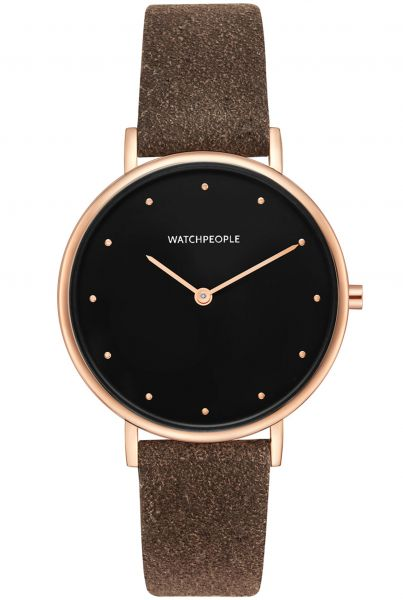 Watchpeople WP026-01 I Love Dots Damenuhr