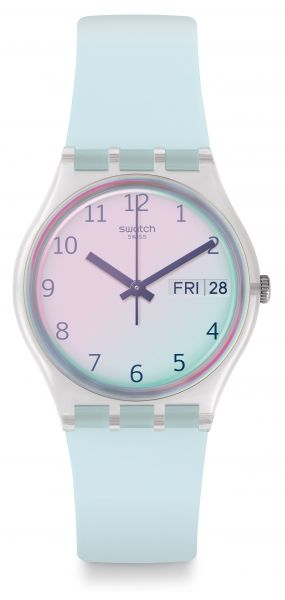 Swatch Ultraciel GE713 Damenuhr Originals Gent