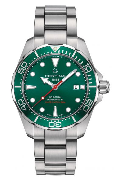 Certina C032.407.11.091.00 DS ACTION Diver Automatic Herrenuhr