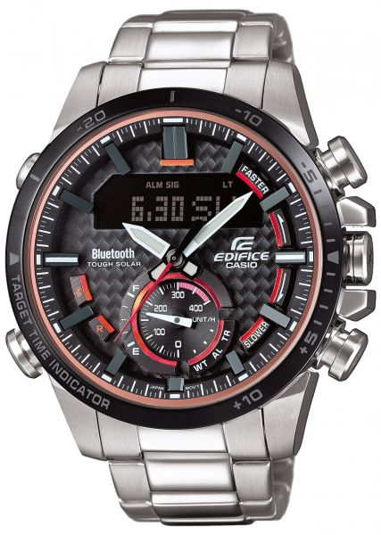 Casio ECB-800DB-1AEF Edifice Bluetooth Herrenuhr