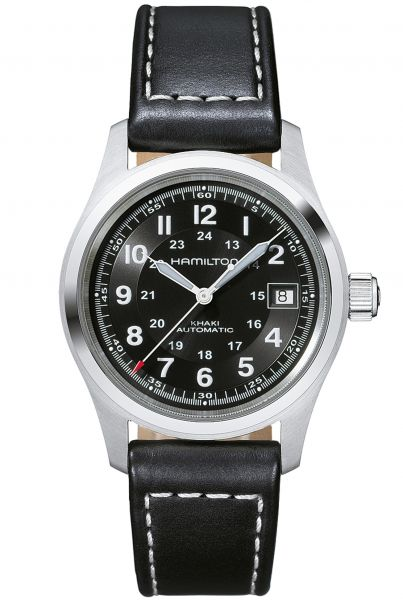 HAMILTON KHAKI FIELD AUTO 38MM Herrenuhr H70455733