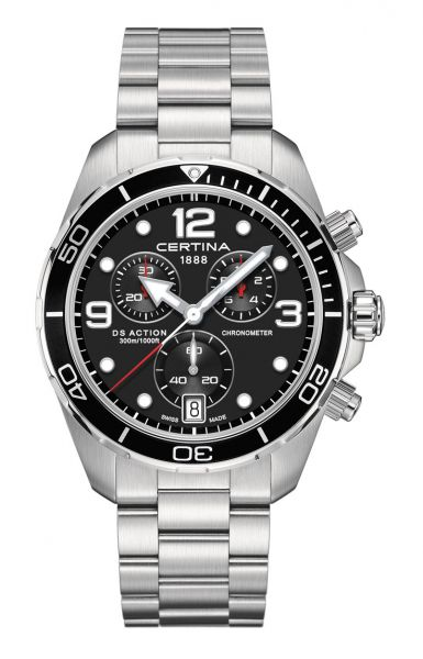 Certina DS Action Chronograph C032.434.11.057.00 Herrenuhr