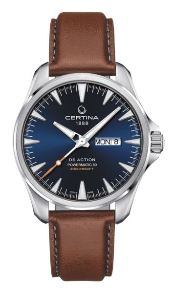 Certina DS ACTION Day-Date Powermatic 80 Herrenuhr C032.430.16.041.00