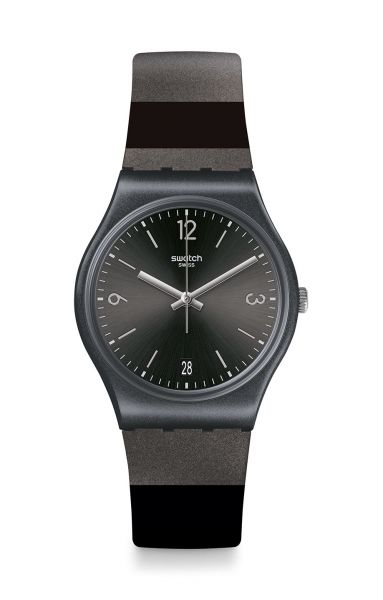 Swatch Blackeralda GB430 Unisexuhr