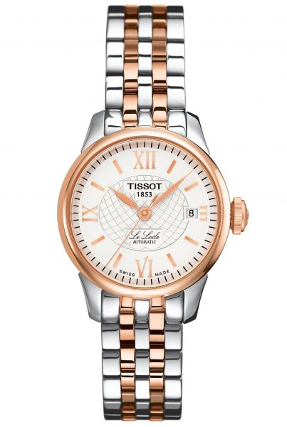 TISSOT T41.2.183.33 Le Locle Automatic Lady Damenuhr