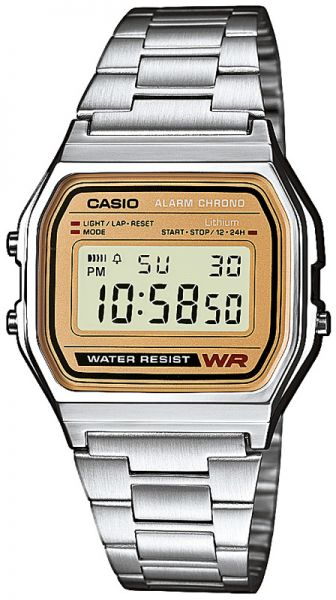 Casio Collection Unisexuhr A158WEA-9EF