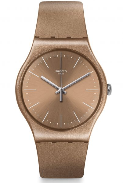 Swatch Powderbayang SUOM111 New Gent Unisexuhr