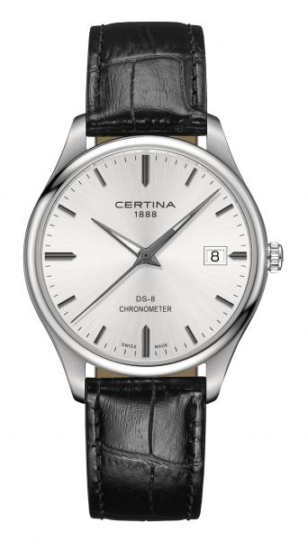 Certina C033.451.16.031.00 DS-8 Chronometer Herrenuhr